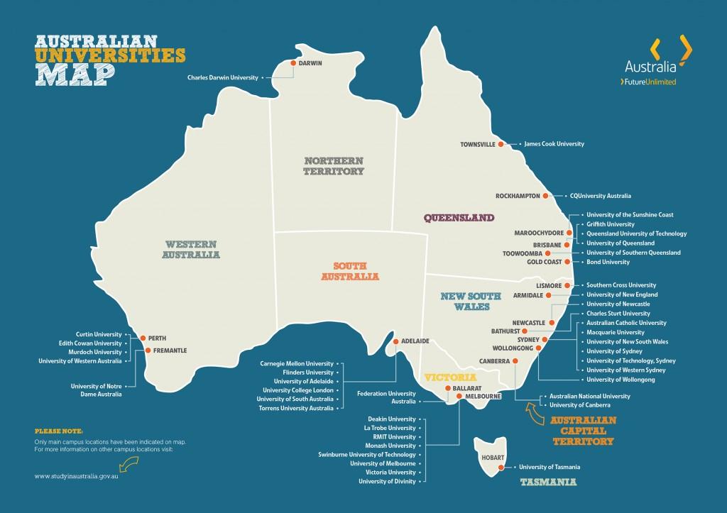 Form đăng ký du học Úc