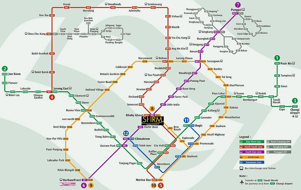 SHRM MRT