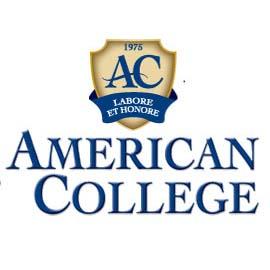 American College logo