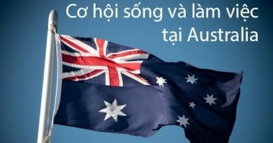 Cơ hội làm việc tại Úc sau khi tốt nghiệp