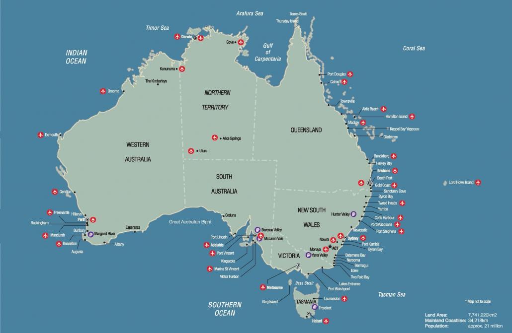 Học bổng du học Úc năm 2016